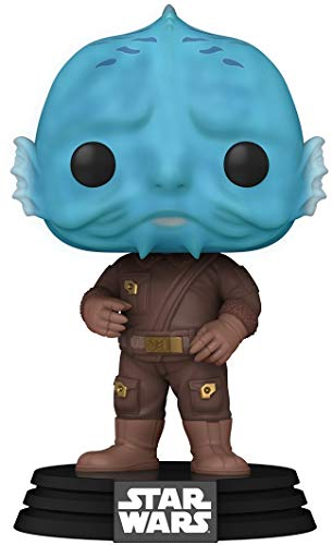 Funko- Pop Star Wars Mandalorian-The Mythrol Figura Coleccionable, Multicolor (50960)
