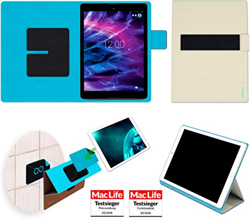 Hülle für Medion Lifetab P9701 Tasche Cover Hülle Bumper | Testsieger | Beige