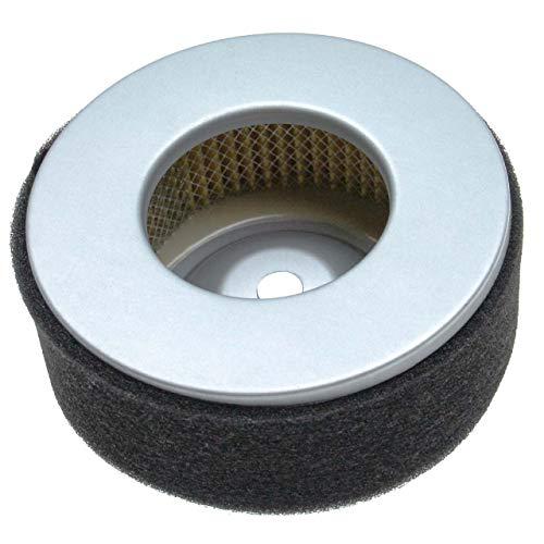vhbw Filterset (1x Luftfilter, 1x Vorfilter) passend für Yanmar L40, L48, L60, L70 Motor für Rasentraktor