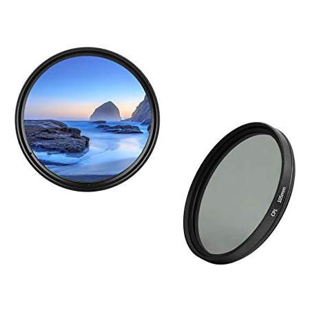 Walimex Pro Polfilter Zirkular Slim 95 Mm Schwarz Kamera