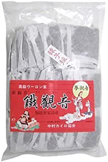 鉄観音 猿子採 ティーバッグ240g(4gx60袋)