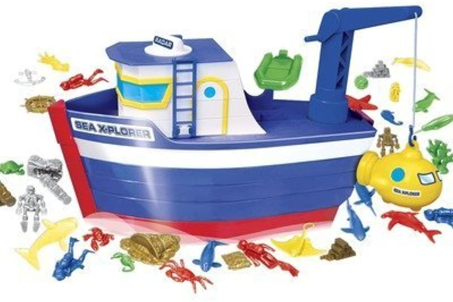 Tier Toys Stackers Sea X'Plorer by Tier Toys