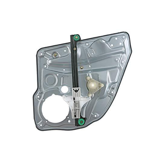 Fensterheber Ohne Motor Mit Metallplatte Hinten Links für Bora Variant 1J2 1J6 Golf IV Variant 1J1 1J5 1997-2006 1J4839461