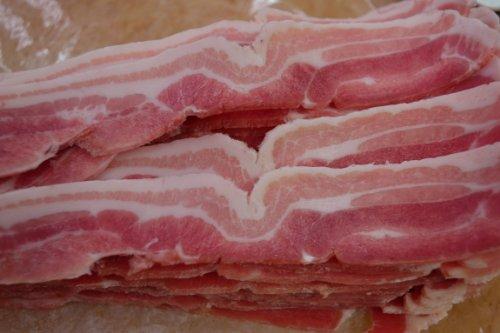 豚バラ スライス 1kg (1000g) 【豚1キロ 冷凍 豚肉 バラ 豚バラ肉 鍋 焼肉 ★】