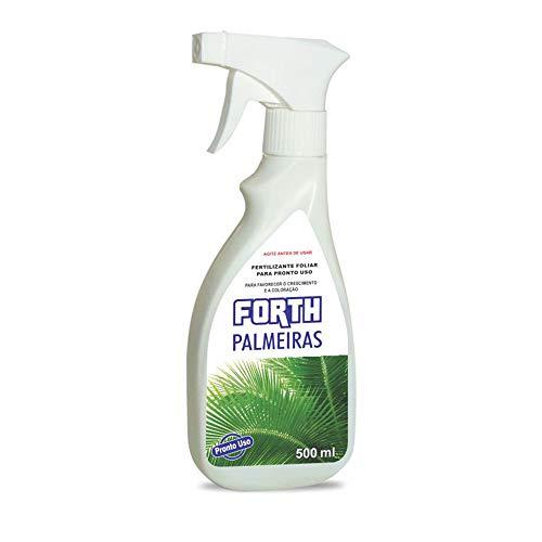 Fertilizante Adubo Forth Palmeiras Liquidos PU 500 Ml- Frasco