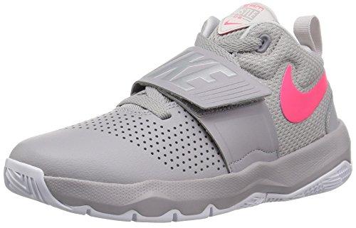 Nike Team Hustle D 8 (GS), Chaussures de Basketball garçon