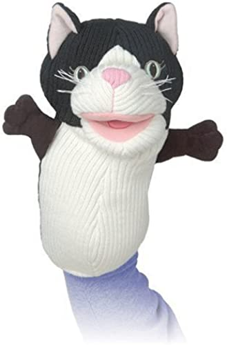 Mary Meyer Singing Sock Puppets, Meower Singing Cat, 12 by Mary Meyer
