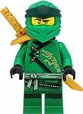 LEGO Ninjago - Figura de Lloyd (Legacy, 2021) con hombreras y espadas