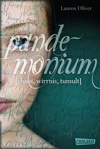 Pandemonium (Amor-Trilogie 2) (German Edition)