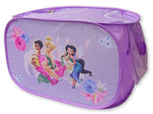 Coffre à jouets Pop Up Disney - Fée Clochette