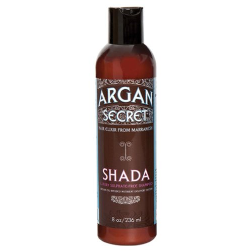 Argan Secret Shada Shampoing sans sulfate