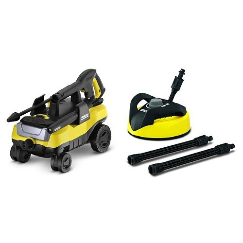 Karcher K3 Follow-Me 1800 PSI Electric Pressure Washer with T300 Surface Cleaner