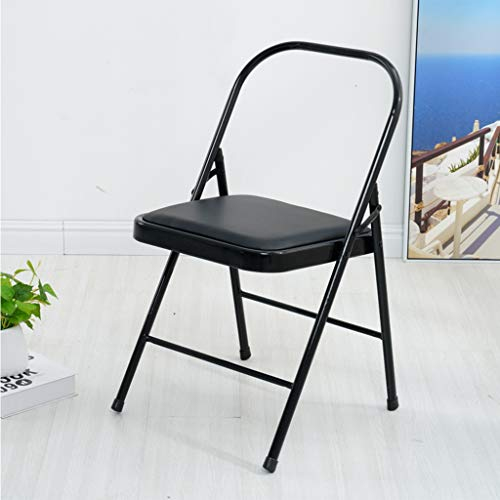 Great Deal! Folding Yoga Inverted Chair, Yoga Aids, Home Folding Chair - Ideal for Sports and Fitnes...