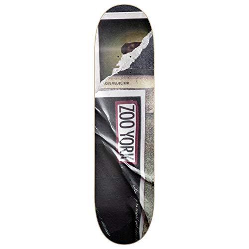 ZooYork Skateboard Deck OG Mixtape Furtura Box 8.25