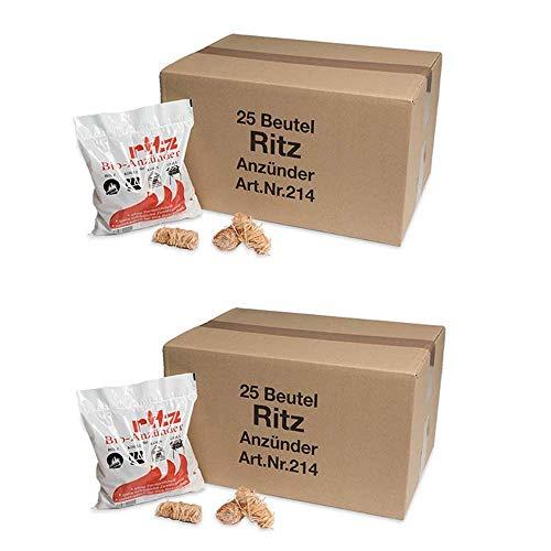 Ritz Anzünder Weiß GmbH -  Ritz Bio Anzünder