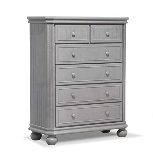 Best Deals! Sorelle Finley 6 DR Dresser Stone Grey