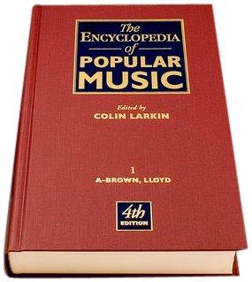 The Encyclopedia of Popular Music