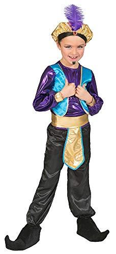 Orient Prinz Sultan Munad Kostüm für Jungen - Gr. 140