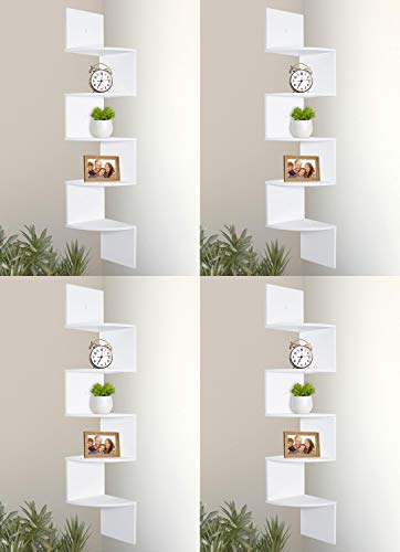 Tier Wall Mount Shelves