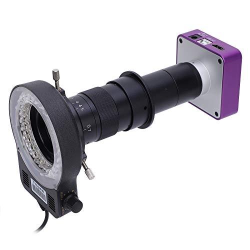 Buen rendimiento, aleación de aluminio, cámara industrial, alto factor de seguridad, excelente mano de obra, microscopio para soldadura de PCB de(European regulations)