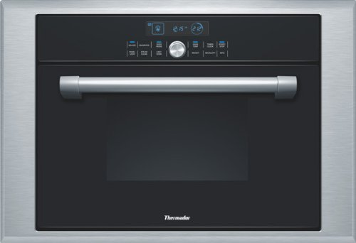 """Thermador MES301HP Black Masterpiece Series 24"""" Steam Convection Oven"""
