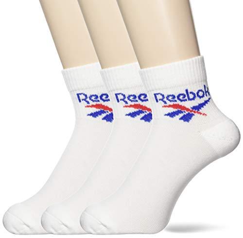 Reebok Herren Socken Classic FO Ankle weiß XL