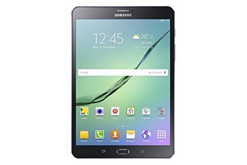 "Samsung SM-T719NZKEITV Galaxy Tab S2 Tablet, Display da 8.0"", Processore da 1.8 GHz, RAM 3 GB, HDD 32 GB, Nero [Versione Italiana]"