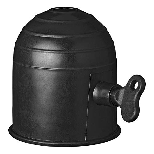 10x Schutzkappe Anhänger-Kupplung abschließbar AHK Kappe