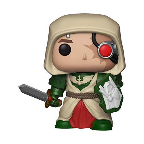 Funko Pop! Games: Warhammer 40 K – Dark Angels Veteran