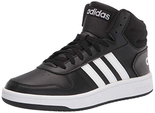 adidas Men's Hoops 2.0 Mid Basketball Shoe,...