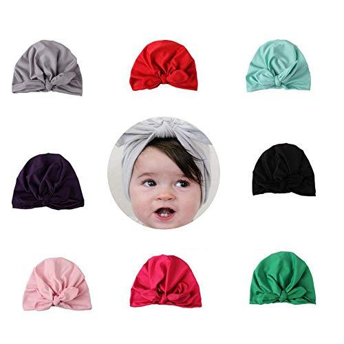 BrilliantDay 9 gorro de elásticas de para bebés para niños Chica Varios...