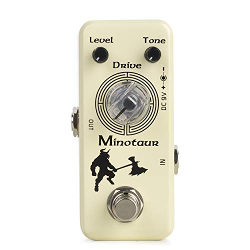 Movall by Caline MP-320 Minotaur Mini Overdrive Guitar Effects Pedal