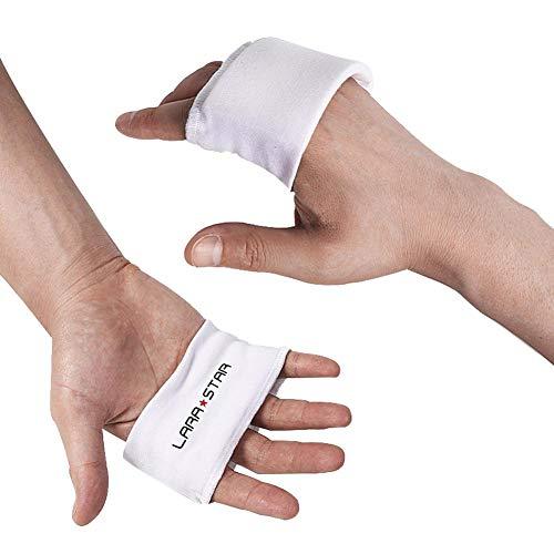 Elastische Handbandagen für Boxen, Boxbandagen Handgel-Knöchelschutz für Sport, Anderen Kampfsportarten,Kickboxen, Kampfsport, MMA, Kampfsport, Training, Boxsack Sparring Aufbewahrung,Weiß