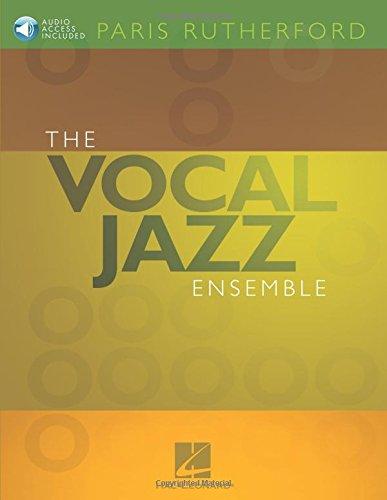 The Vocal Jazz Ensemble Bk/Online Audio (CHANT)