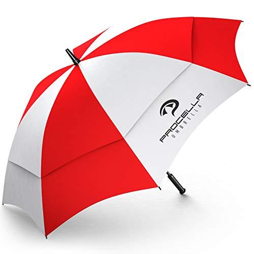 Procella, Ombrello da Golf, Testato da Paracadutisti,...