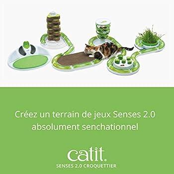 Cat it Senses 2.0 Labyrinthe d'alimentation pour Chat