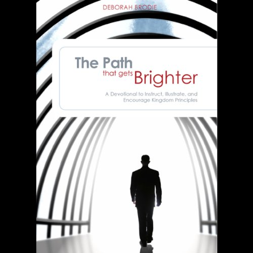 The Path That Gets Brighter audiobook cover art