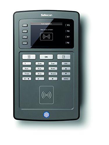 Safescan TA-8010 - Zeiterfassungssystem : Terminal und Software