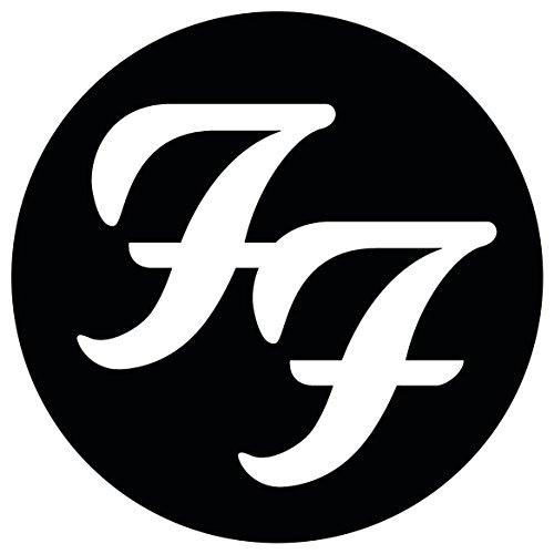 Foo Fighters Autoaufkleber Sticker Aufkleber schwarz wasserfest