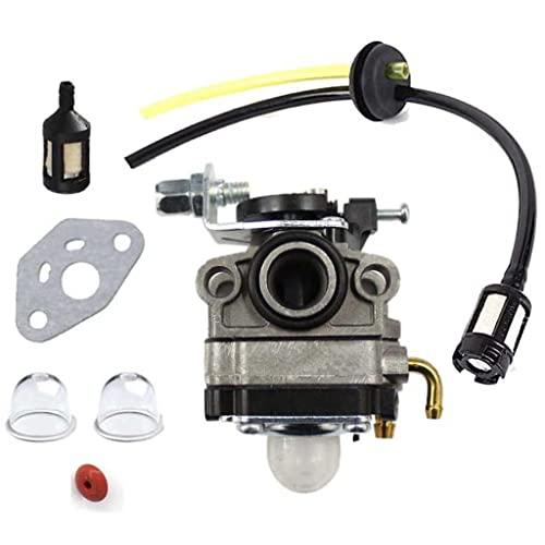 HURI Carburateur et Tuyau Joint Filtre Essence Pour FG100 GX22 GX25 GX31 GX35 4 temps # 16100-ZM5-803 16100-ZM5-809 16100-ZM5-802 16100-ZM5-807 16100-ZM5-806 Wyl 127A 16100-ZM3-806