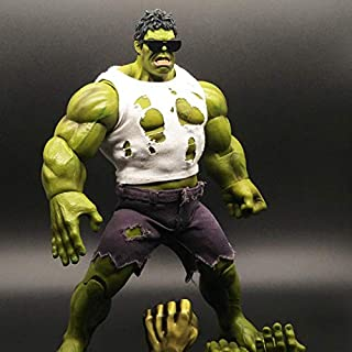 Asdfnfa Toy Statue Handmade Hulk Anime Model Gift Game Collector 26CM (Color : B)