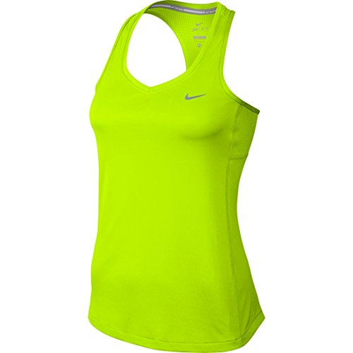 Nike Miler Tank - Camiseta para Mujer