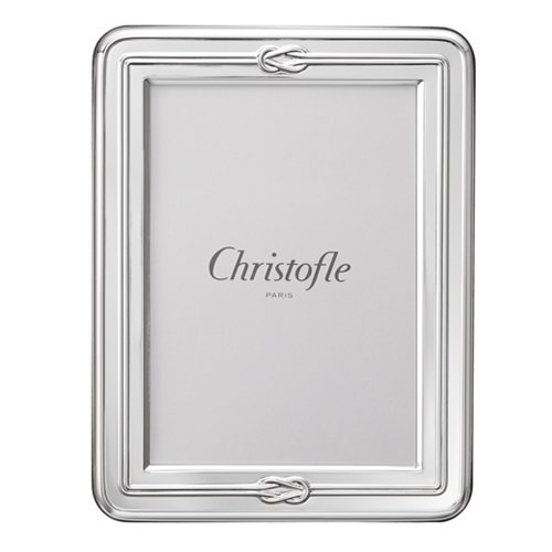 CONCENT Christofle (クリストフル) フォトフレーム Egea(エジェア) 9×13cm