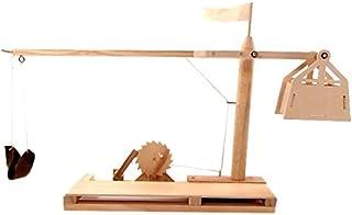Pathfinders Leonardo Da Vinci Trebuchet Working Wood Model Kit