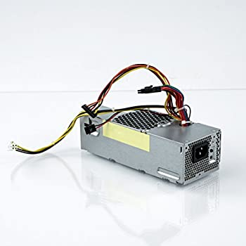 FR610 PW116 RM112 67T67 R224M WU136 DELL 235w Power Supply For Optiplex 760 780 and 960 Small Form Factor  SFF  Systems Model Numbers  F235E-00 L235P-01 H235P-00 H235E-00