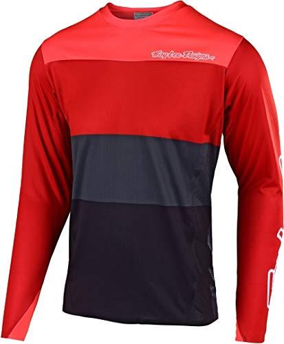 Troy Lee Designs Sprint Elite Beta - Maillot de ciclismo para hombre,...