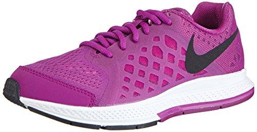 Nike - Zoom Pegasus 31, Sneakers per Bambine e Ragazze, Viola (Bold Berry/Black-White-Pink Power),...