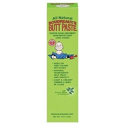 Boudreaux's Buttpaste, All Natural 4 oz (113 g)