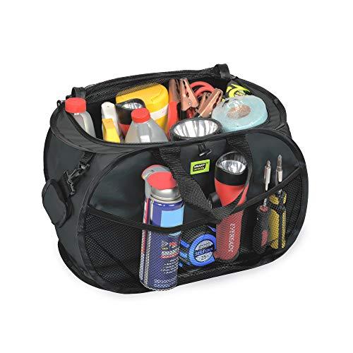 Smart Design Pop Up Compact Tote Organizer Bag...