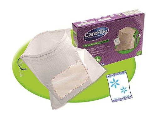 Cleanis Care Bag - Kit de viaje compuesto por bolsa para vom